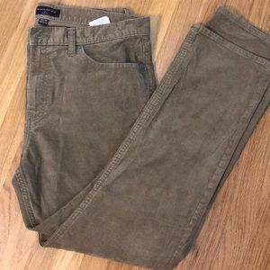Banana Republic men's cords  36/32